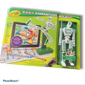 🆕 Crayola Easy Animation Studio